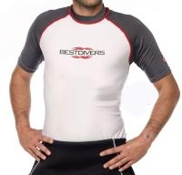 "Best Divers - T-Shirt Rash ""Guard Man"""
