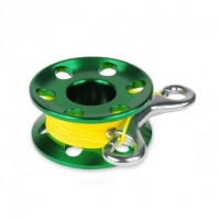 "Best Diver ""Finger Reel"" Alu 15mt"