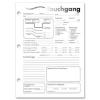 Logbuchseiten/Pagine Log